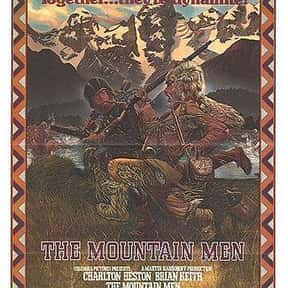 The Mountain Men is listed (or ranked) 18 on the list The Best '80s Western Movies