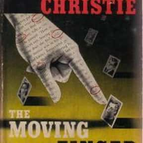 The Moving Finger is listed (or ranked) 9 on the list The Best Miss Marple Books