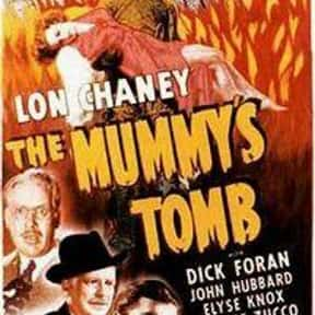 The Mummy's Tomb is listed (or ranked) 16 on the list The Best Archaeology Movies
