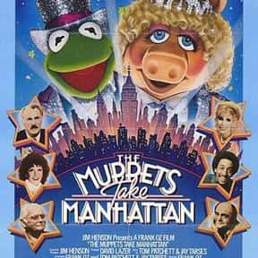 The Muppets Take Manhattan is listed (or ranked) 22 on the list The Best Movies of 1984
