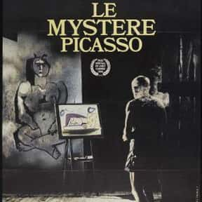 The Mystery of Picasso is listed (or ranked) 17 on the list The Best Movies for Artists to Watch