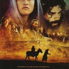 The Nativity Story is listed (or ranked) 9 on the list The Greatest Movies About Jesus Christ, Ranked