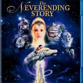 The NeverEnding Story is listed (or ranked) 7 on the list The Best Classic Fantasy Movies, Ranked
