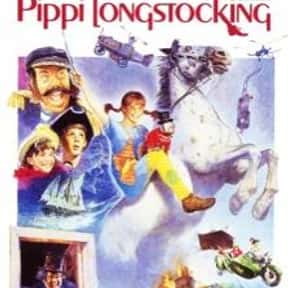 The New Adventures of Pippi Lo is listed (or ranked) 20 on the list The Best Movies With A Little Girl Protagonist