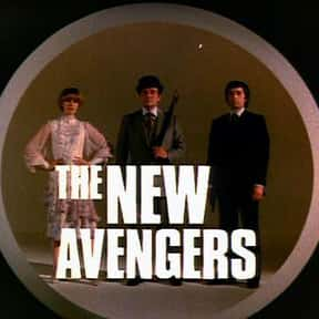 The New Avengers is listed (or ranked) 19 on the list The Best 1970s Spin-Off TV Shows