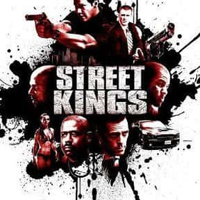 Street Kings is listed (or ranked) 21 on the list The Best '00s Cop Movies