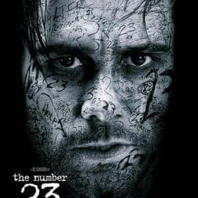 The Number 23 is listed (or ranked) 17 on the list The Best Movies About Split Personalities