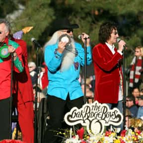 The Oak Ridge Boys is listed (or ranked) 19 on the list The Best Boy Bands Wink