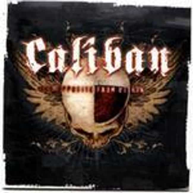The Opposite from Within is listed (or ranked) 3 on the list The Best Caliban Albums of All Time