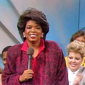 The Oprah Winfrey Show is listed (or ranked) 8 on the list The Best Talk Shows of the '80s