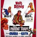 The Parent Trap is listed (or ranked) 8 on the list The Best Disney Live-Action Movies