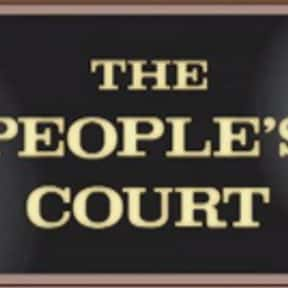The People's Court is listed (or ranked) 17 on the list The Best Current Daytime TV Shows