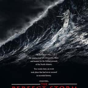 The Perfect Storm is listed (or ranked) 18 on the list The Best CGI Adventure Movies