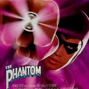 The Phantom is listed (or ranked) 18 on the list The Best Superhero Movies of the '90s
