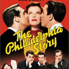 The Philadelphia Story is listed (or ranked) 3 on the list The Best Comedies of the 1940s