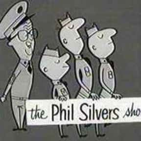 The Phil Silvers Show is listed (or ranked) 12 on the list The Best Sitcoms from the 1950s