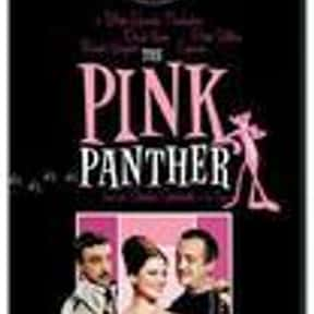 The Pink Panther is listed (or ranked) 15 on the list The Best Kids Movies of the 1960s