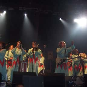 The Polyphonic Spree is listed (or ranked) 12 on the list List of Famous Bands from Dallas