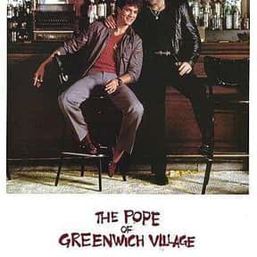 The Pope of Greenwich Village is listed (or ranked) 4 on the list The Best Mickey Rourke Movies