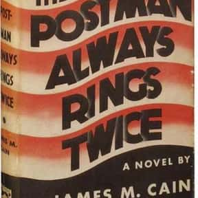 The Postman Always Rings Twice is listed (or ranked) 18 on the list The Best Crime Novels