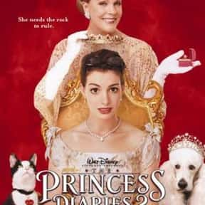 The Princess Diaries 2: Royal  is listed (or ranked) 3 on the list The Best Cinderella Movies