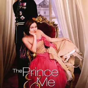 The Prince and Me is listed (or ranked) 11 on the list The Best Cinderella Movies
