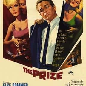 The Prize is listed (or ranked) 24 on the list The Best Spy Movies of the 1960s