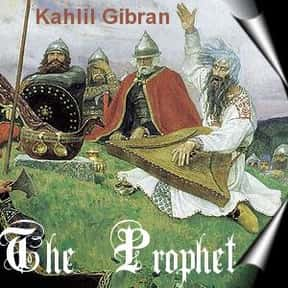 The Prophet is listed (or ranked) 14 on the list Famous Prose Poetry Books and Novels