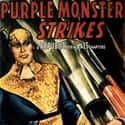 The Purple Monster Strikes is listed (or ranked) 22 on the list The Best Movies With Purple in the Title