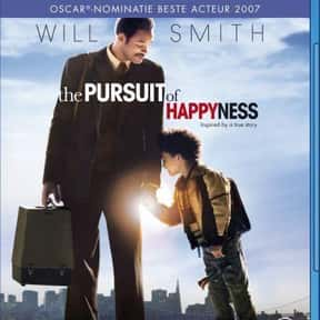 The Pursuit of Happyness is listed (or ranked) 2 on the list Womansday's Top 10 Movies With Adorable Single Dads