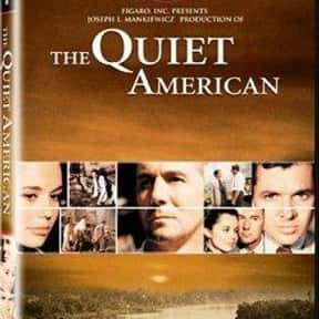 The Quiet American is listed (or ranked) 24 on the list The Best Movies With America in the Title