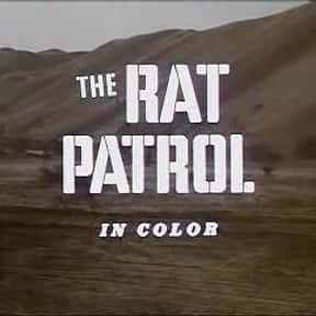The Rat Patrol is listed (or ranked) 7 on the list The Best World War II TV Shows