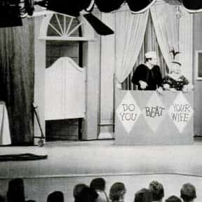 The Red Skelton Show is listed (or ranked) 16 on the list The Greatest TV Shows of the 1950s