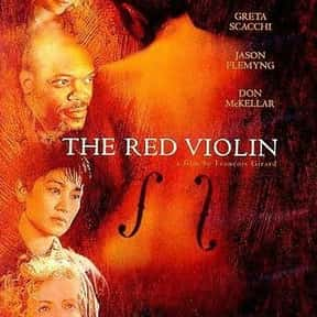 The Red Violin is listed (or ranked) 24 on the list The Online Film Critics Society's Top Overlooked Films '90
