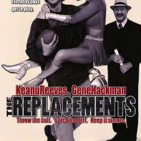 The Replacements is listed (or ranked) 5 on the list The Best Sports Movies About Coaches