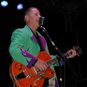 The Reverend Horton Heat is listed (or ranked) 6 on the list The Best Psychobilly Bands
