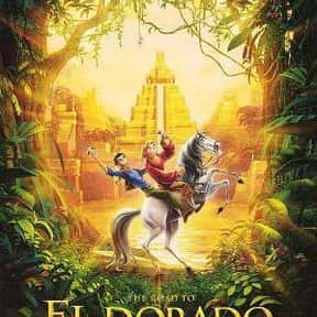 The Road to El Dorado is listed (or ranked) 25 on the list The Best '90s Cartoon Movies