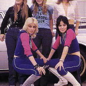 The Runaways is listed (or ranked) 12 on the list The Greatest Chick Rock Bands Ever