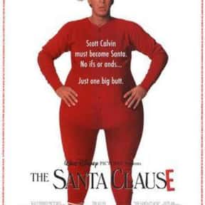 The Santa Clause is listed (or ranked) 7 on the list The Greatest Guilty Pleasure Family Movies