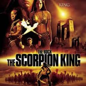 The Scorpion King is listed (or ranked) 21 on the list The Best Action & Adventure Movies Set in the Desert