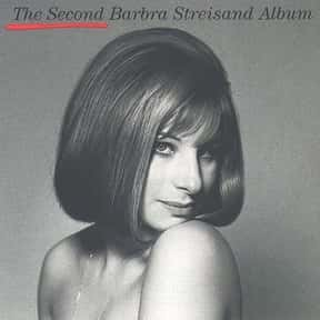 The Second Barbra Streisand Al is listed (or ranked) 9 on the list The Best Barbra Streisand Albums of All Time