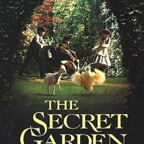 The Secret Garden is listed (or ranked) 4 on the list The Best Movies With A Little Girl Protagonist