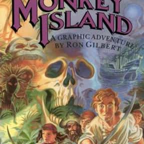 The Secret of Monkey Island is listed (or ranked) 3 on the list The Best Point and Click Adventure Games Of All Time