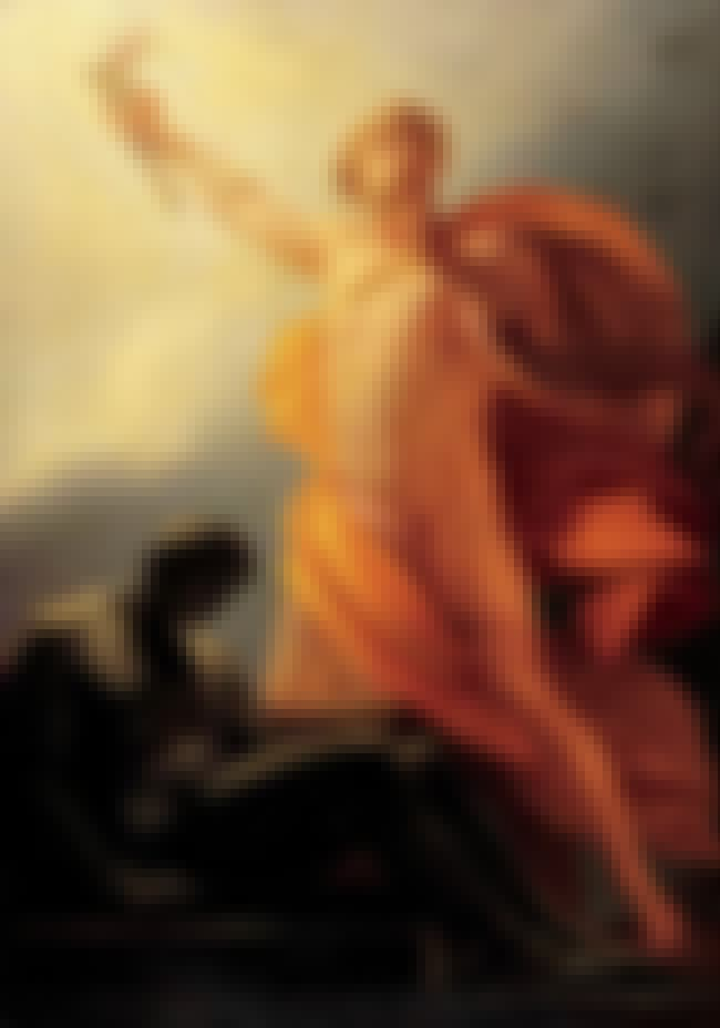 Prometheus Brings Fire To Mank... is listed (or ranked) 5 on the list Famous Classicism Paintings