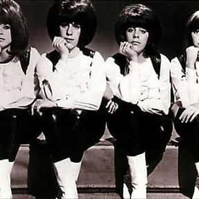 The Shangri-Las is listed (or ranked) 14 on the list The Best Girl Groups