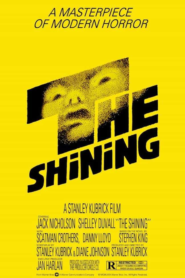 The Shining is listed (or ranked) 2 on the list All the Films That Opened Against a Star Wars Movie and How They Did