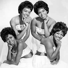 The Shirelles is listed (or ranked) 4 on the list The Best Musical Artists From New Jersey