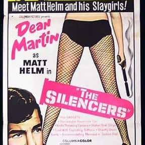 The Silencers is listed (or ranked) 22 on the list The Best Spy Movies of the 1960s