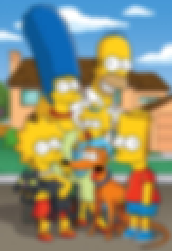 The Simpsons is listed (or ranked) 1 on the list Longest Running Animated Series