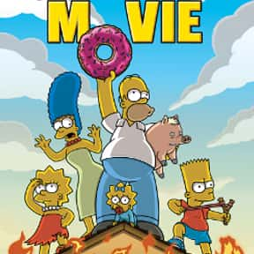 The Simpsons Movie is listed (or ranked) 13 on the list The Best Comedy Movies for 13 Year Olds